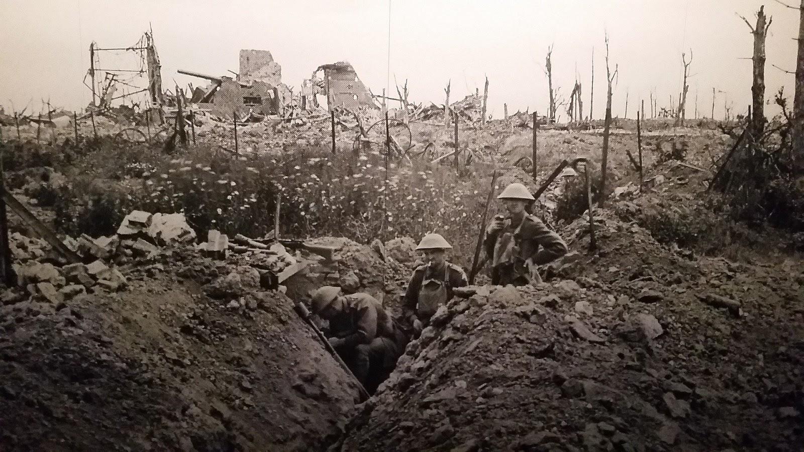 Australian Miners tunnel in the WW1 film, Beneath Hill 60